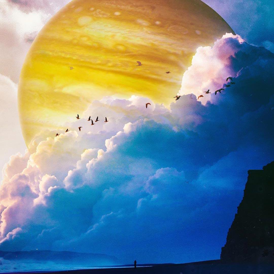 Moon Too - Joy Chetry